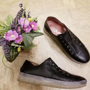MJUS Leather Sneakers